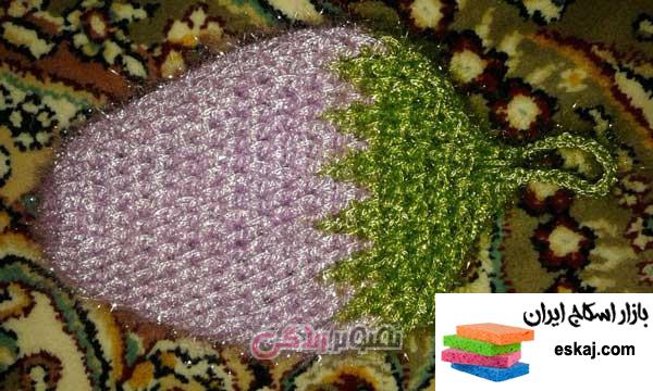 خرید اینترنتی انواع اسکاج توت فرنگی در مشهد