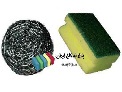 فروشنده انواع اسکاج اسفنجی با کیفیت